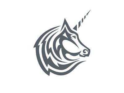 Unicorn logo brand flashman odessa ukraine 01