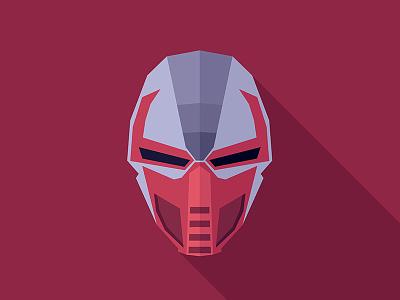 The Sektor (Mortal Kombat) ultimate ninja cyber character sega mk games logo flat mortal kombat mask sektor