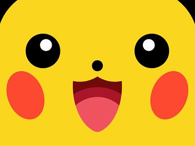 Have you caught Pikachu in Pokemon go? illustration ios android pokeball pokémon icon ピカチュウ game intendo pokemon go pokemongo pikachu