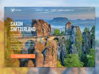 Landing page – Travel Tours