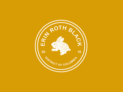 Logo Fun mustard clean illustrator minimal logo illustration identity icon vector flat type design typography lettering branding