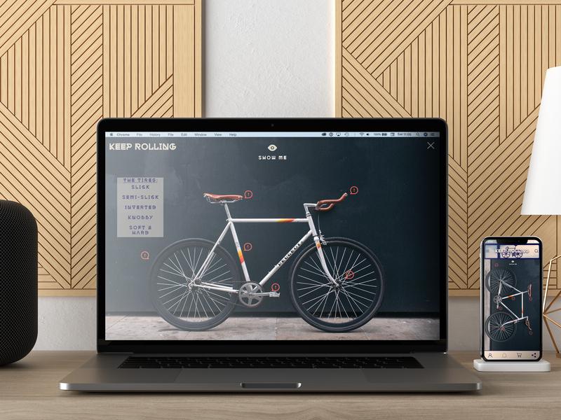 Product Tour bicycle shop product tour daily ui 095 dailyui adobe xd ux ui design design enjoy the moment creativehunger uxlover designmadness