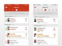 Football Now iOS app