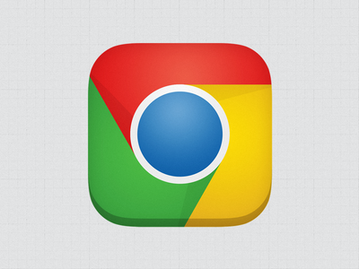 Google Chrome iOS icon google chrome google chrome ios icon icon design logo app icon ios icon iphone ipad
