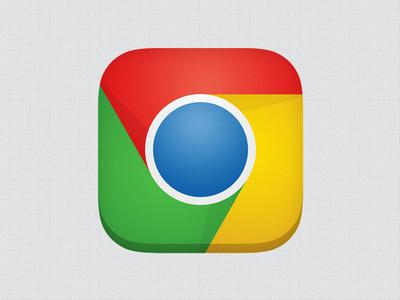 Google Chrome iOS icon google chrome google chrome ios icon icon design logo app icon ios icon iphone ipad