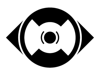 Ision logo concept - Eye