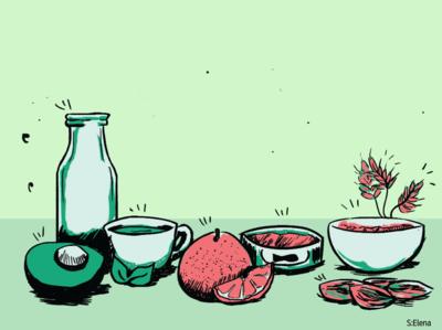 Alimentos antiestr s