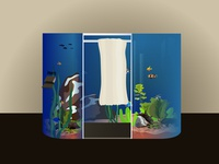 Photo Booth Fish Tank