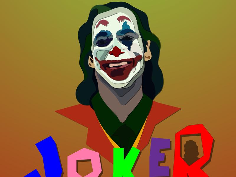 Joker joaquin design illustration vector joker