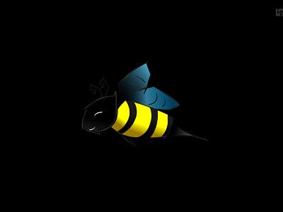 #RenderBee cartoon character mascot logo mascotlogo icon bee tirupur vector illustration print design india tamilnadu branding logo graphic  design