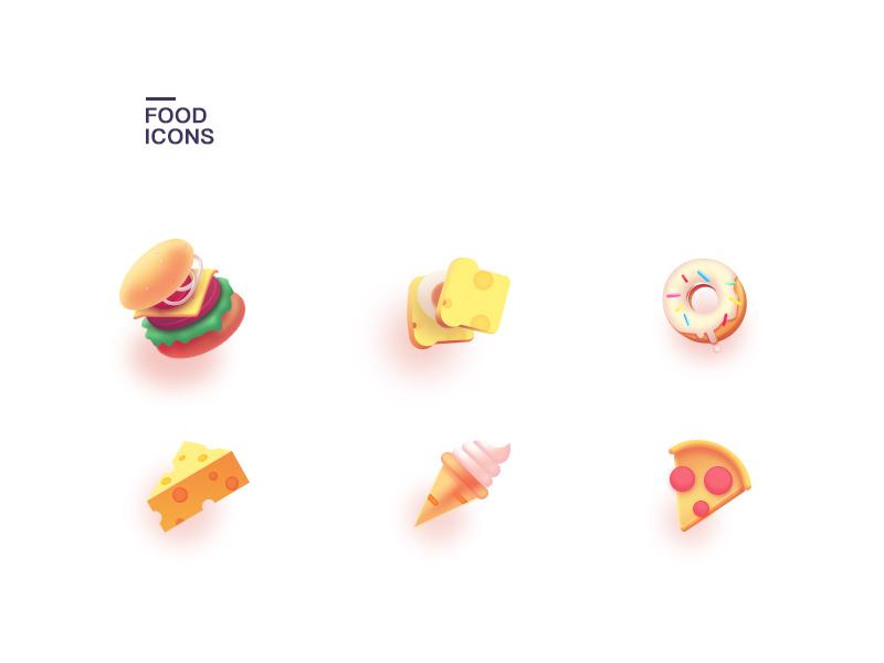 Food Icons food icons
