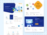 Landing page | Digital agency