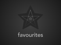 Daily UI Challenge 044 - Favourites
