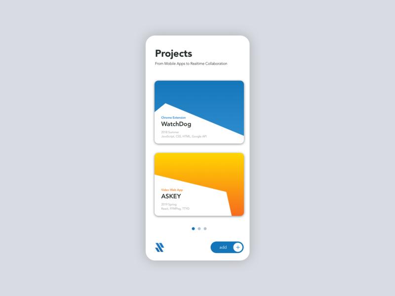 Daily UI Challenge 090 - Create New dailyui ui design