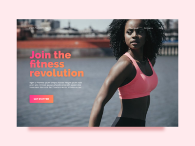 Join The Fitness Revolution