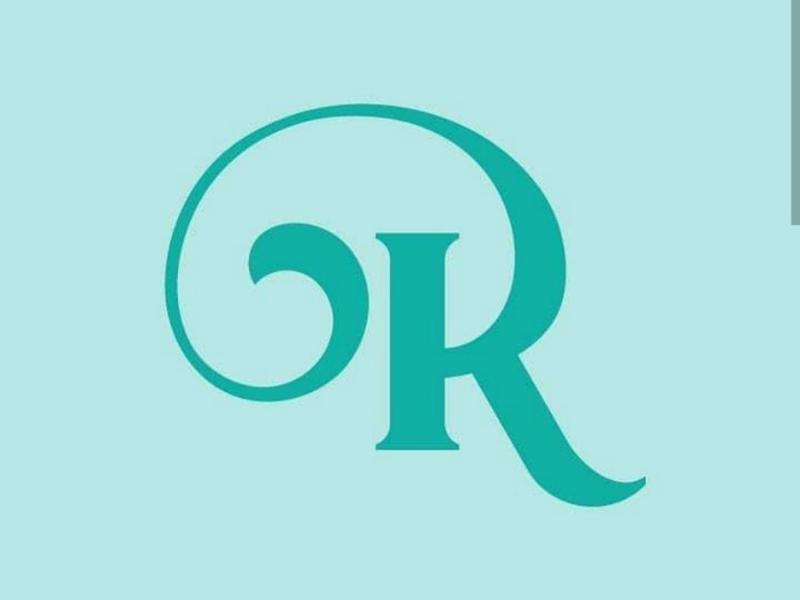 My new logo monogram logo