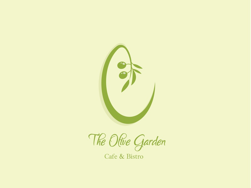 The Olive Garden Cafe Bistro By Toghrul Rajab On Dribbble
