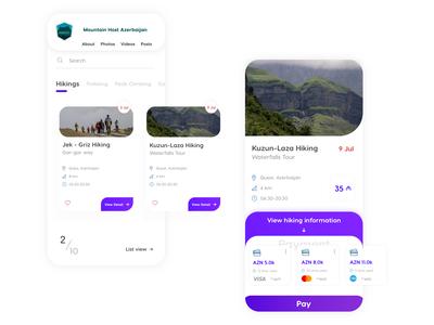Mountain Host Azerbaijan App