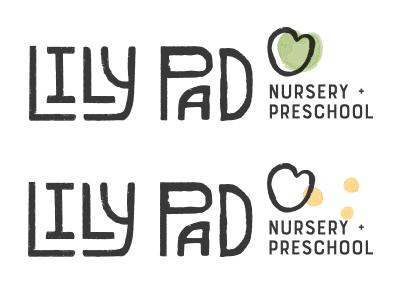 Lily Pad Nursey + Preschool