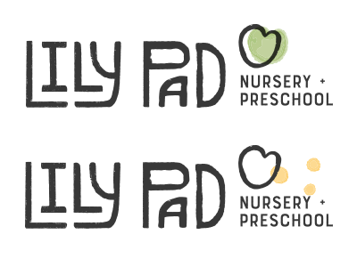 Lily Pad Nursey + Preschool
