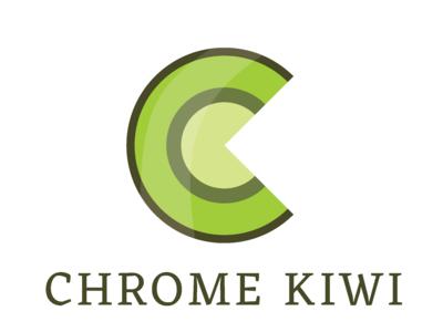 Chrome Kiwi Logo