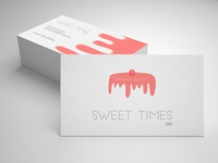 Sweet Times Logo concept 1