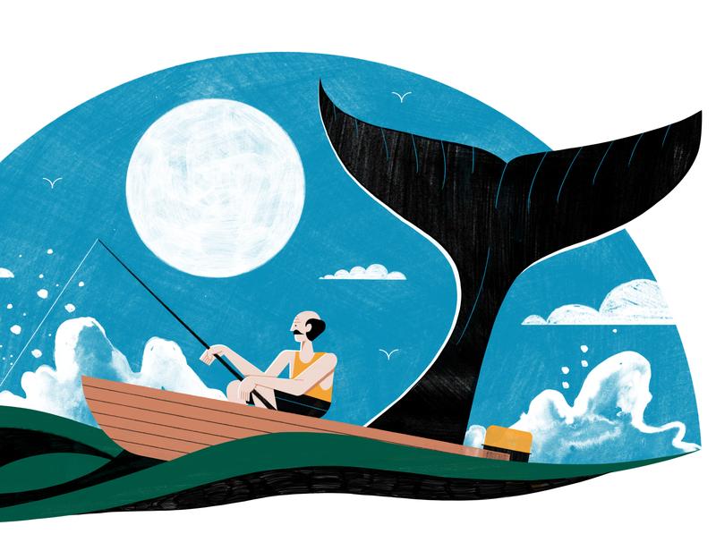 Ocean Tourism in Mexico- Culture Trip mexico travel illustration editoral design colour print editorial illustration