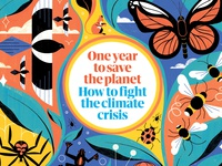 One year to save the Planet - The Guardian