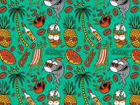 Cajè Pattern By Joe Tamponi