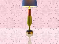 renaissance T013 table lamp