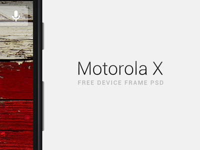 Moto X PSD motorola moto psd photoshop device free vector motorola x moto x