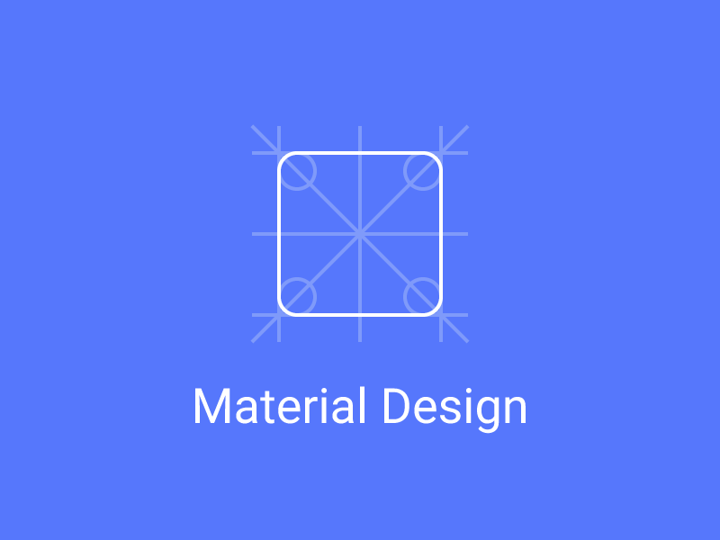 Material Design Icon Templates By Gabe Will Dribbble - Google design templates