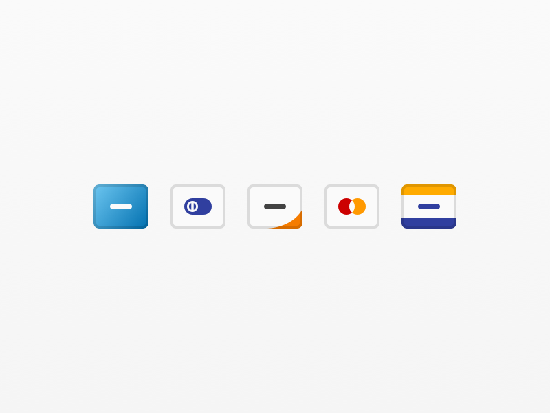 Free Credit Card Icons discover amex mastercard visa free sketch android