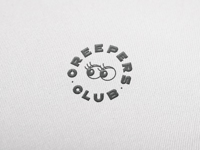 Creepers Club / Embroidered Logo