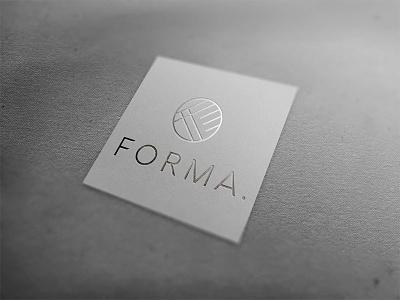 Logo FORMA. logo