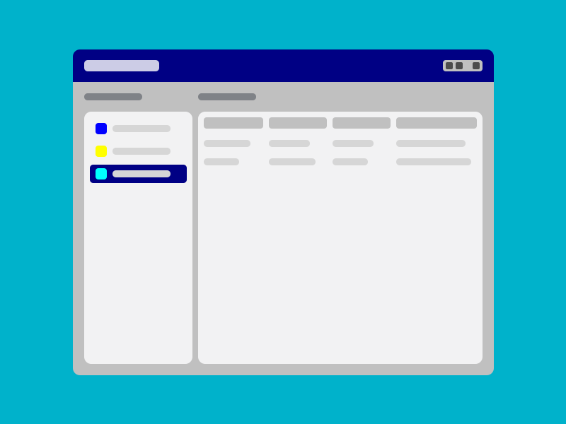 Freebie: Windows 95 app designed in Sketch by Christian Beck