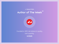 WPSelected - Author of The Week - 65