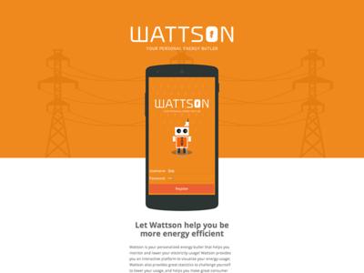 Wattson application site
