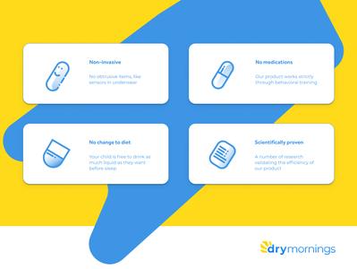 DryMornings icons