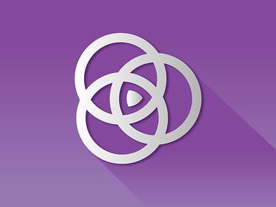 Logo development design illustration icon flat logo