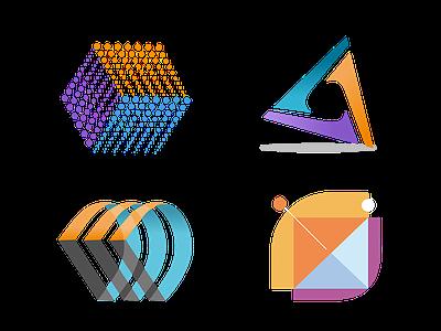 Devdiv logo dev illustration design branding flat vector logo