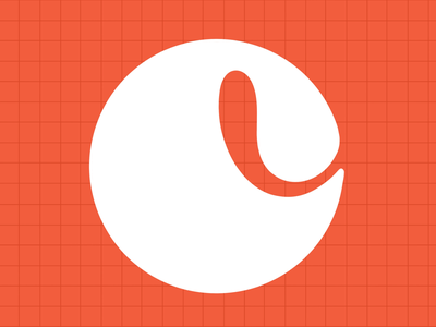 36DaysOfType- #03 logo logo mark letter mark challenge dribbble procreate flat vector minimal exploration alphabet c typeface design illustration 36days-c 36daysoftype 36dot typography