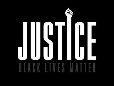 Black Lives Matter black lives typography illustration equality social justice george floyd justice blm black lives matter