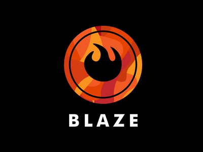 Daily Logo #03 -  BLAZE