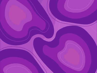 Abstract Shapes amoeba dribbble pink abstract shapes exploration pattern abstract colour palette purple gradient design illustration flat vector