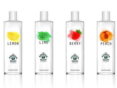 Beverage Product Identity creative  design graphic design bottle design bottle label product line beverage product branding package branding design illustration