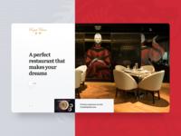 Royal China - Chinese Restaurant Web Design