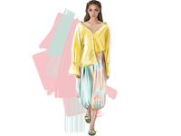 fashion sketch №1