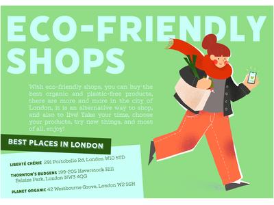 eco-friendly shop!