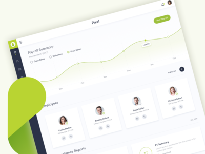 Paybooks Dashboard finance graph tax design icons paybook dashboard ui ux